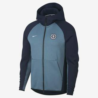 Nike Chelsea FC Tech Fleece Men's Full-Zip Hoodie