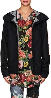 Comme des Garcons Junya Watanabe Women's Floral Jacket-Style Dress - Black