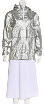 Alexander Wang Metallic Lightweight Jacket w/ Tags