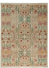 Suzani Collection Oriental Rug, 6'1 x 8'1