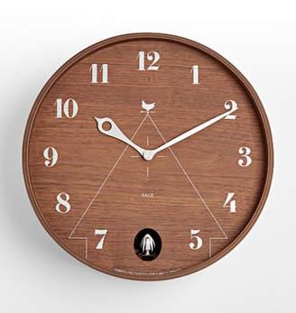 Rejuvenation Pace Walnut Cuckoo Clock