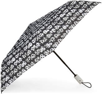 Betsey Johnson Auto Open & Close Umbrella