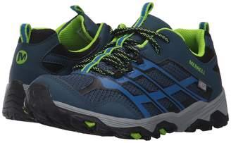 Merrell Moab FST Low Waterproof Boys Shoes