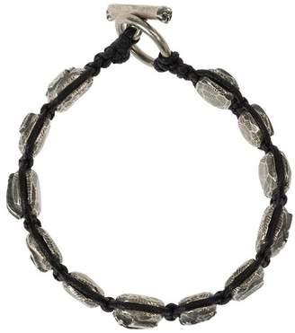 Tobias Wistisen mosaic bead bracelet