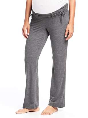 Old Navy Maternity Cinched-Waist Lounge Pants
