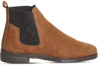 Office Jamie suede Chelsea boots