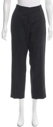 Dries Van Noten Wool Pattern Pants