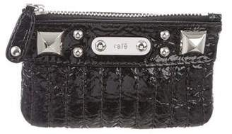 Rafe Patent Leather Coin Pouch