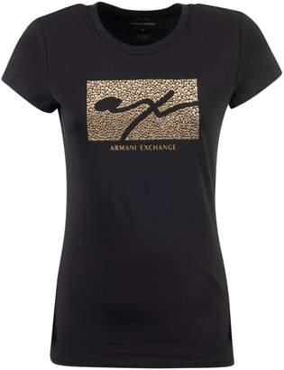 Armani Collezioni Logo T-shirt