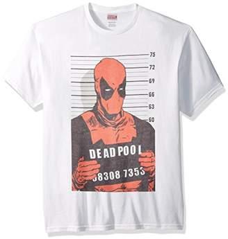 Marvel Men's Deadpool T-Shirt