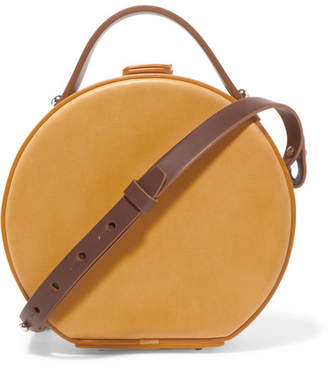 Nico Giani - Tunilla Mini Leather Shoulder Bag - Mustard
