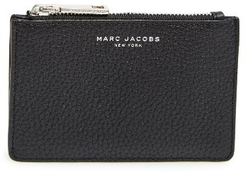 Marc JacobsWomen's Marc Jacobs Gotham Leather Wallet - Black