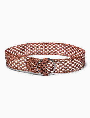 Lucky Brand Open Braid Belt