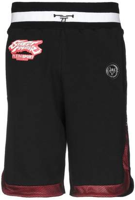 PLEIN SPORT Bermuda shorts