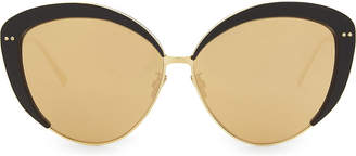 Lfl579 cat-eye sunglasses