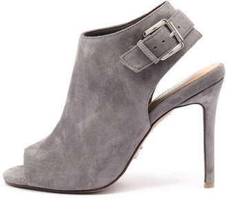 Wanted Diamond-wn Grey Shoes Womens Shoes Casual Heeled Shoes
