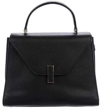 Valextra Iside Leather Satchel