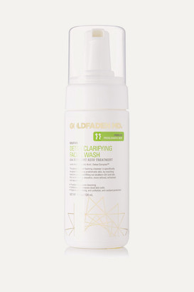 Goldfaden Detox Clarifying Facial Wash, 120ml - Colorless