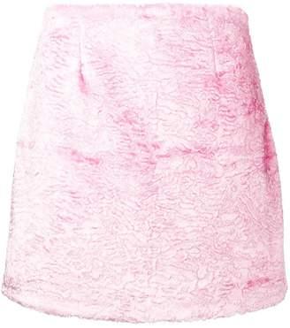 Vivetta Kollwitz textured skirt