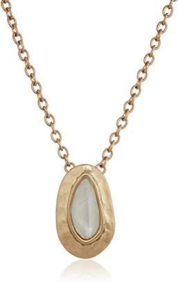 The Sak Women's Medium Stone Pendant Necklace