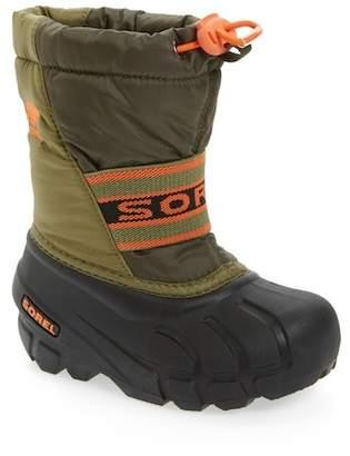 Sorel Cub Water Resistant Snow Boot (Toddler & Little Kid)