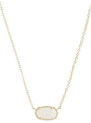 Women's Kendra Scott Elisa Pendant Necklace $65 thestylecure.com