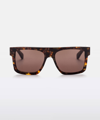 Am Eyewear Shanthani Tort Sunglasses