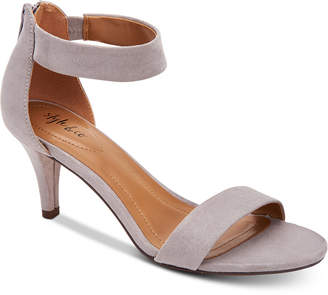 Style&Co. Style & Co Paycee Two-Piece Dress Sandals, Women Shoes