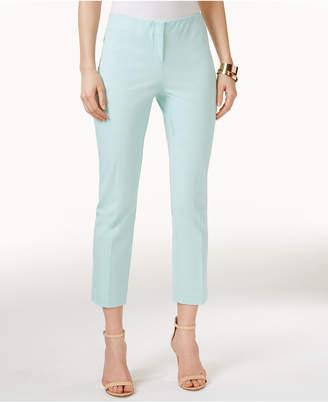Alfani Cropped Pants, Only at Macy's $59.50 thestylecure.com