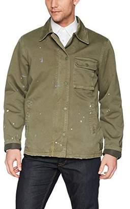 Hudson Jeans Men's Military Jacket