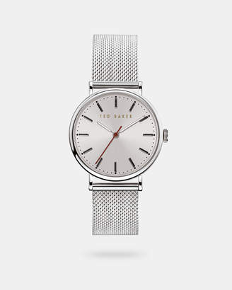 Ted Baker PHYLPIN Milanese mesh band watch