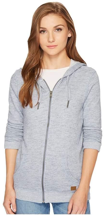 Trippin Zip Hoodie Women's Sweatshirt