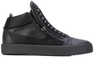 Giuseppe Zanotti Design Barrett hi-top sneakers