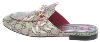 Gucci Horsebit Round-Toe Mules