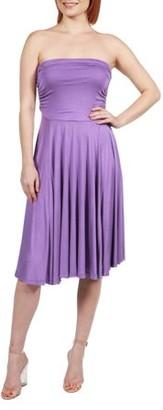 24/7 Comfort Apparel Women's Irresistible Black Party Dress