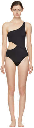 Solid and Striped Black The Claudia Swimsuit