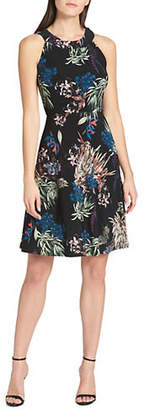 Tommy Hilfiger Garden Jersey Fit-and-Flare Dress