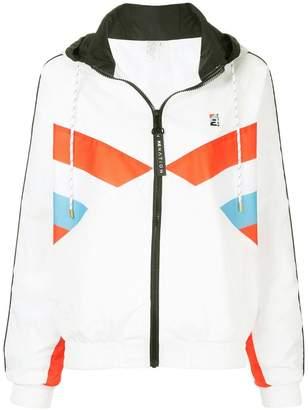 P.E Nation hooded sport jacket