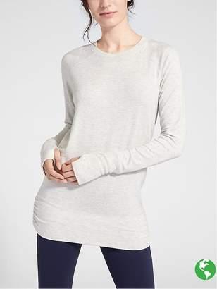 Studio Cinch Sweatshirt $69 thestylecure.com