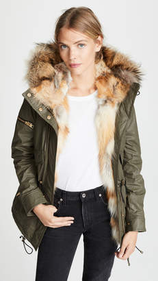 SAM. Mini Luxe Limelight Parka