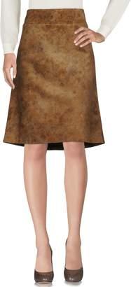 CNC Costume National Knee length skirts