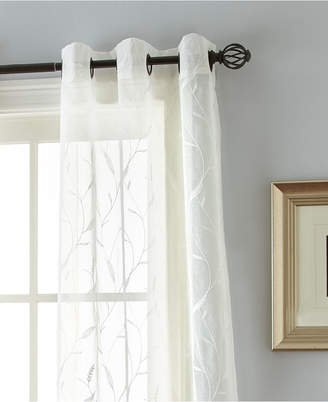 "Nanshing Summer 37"" X 84 4 Pack of Grommet Top Curtain Panels"