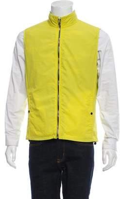 Victorinox Woven Zip-Up Vest