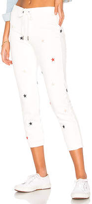 Pam & Gela Basic Sweatpant With Stars