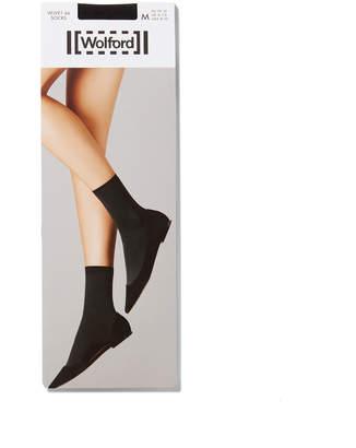 Wolford 'velvet 66' Socks