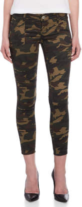 V.I.P. Jeans Camouflage Jogger Pants