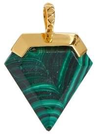 Missoma 18ct Gold Vermeil Shield Charm