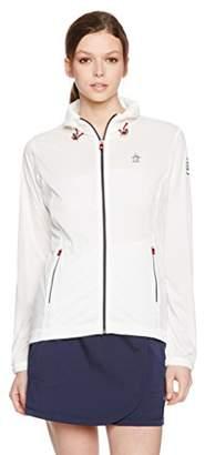 Munsingwear (マンシングウェア) - (マンシングウェア)Munsingwear ブルゾン JWLJ622 N921ホワイト L