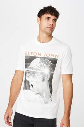 Cotton On Elton John T-Shirt