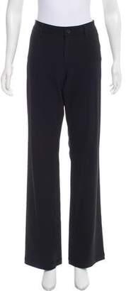 Issey Miyake Mid-Rise Pants